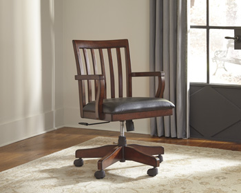 Signature Design by Ashley®WassnerHome Office Swivel Desk Chair