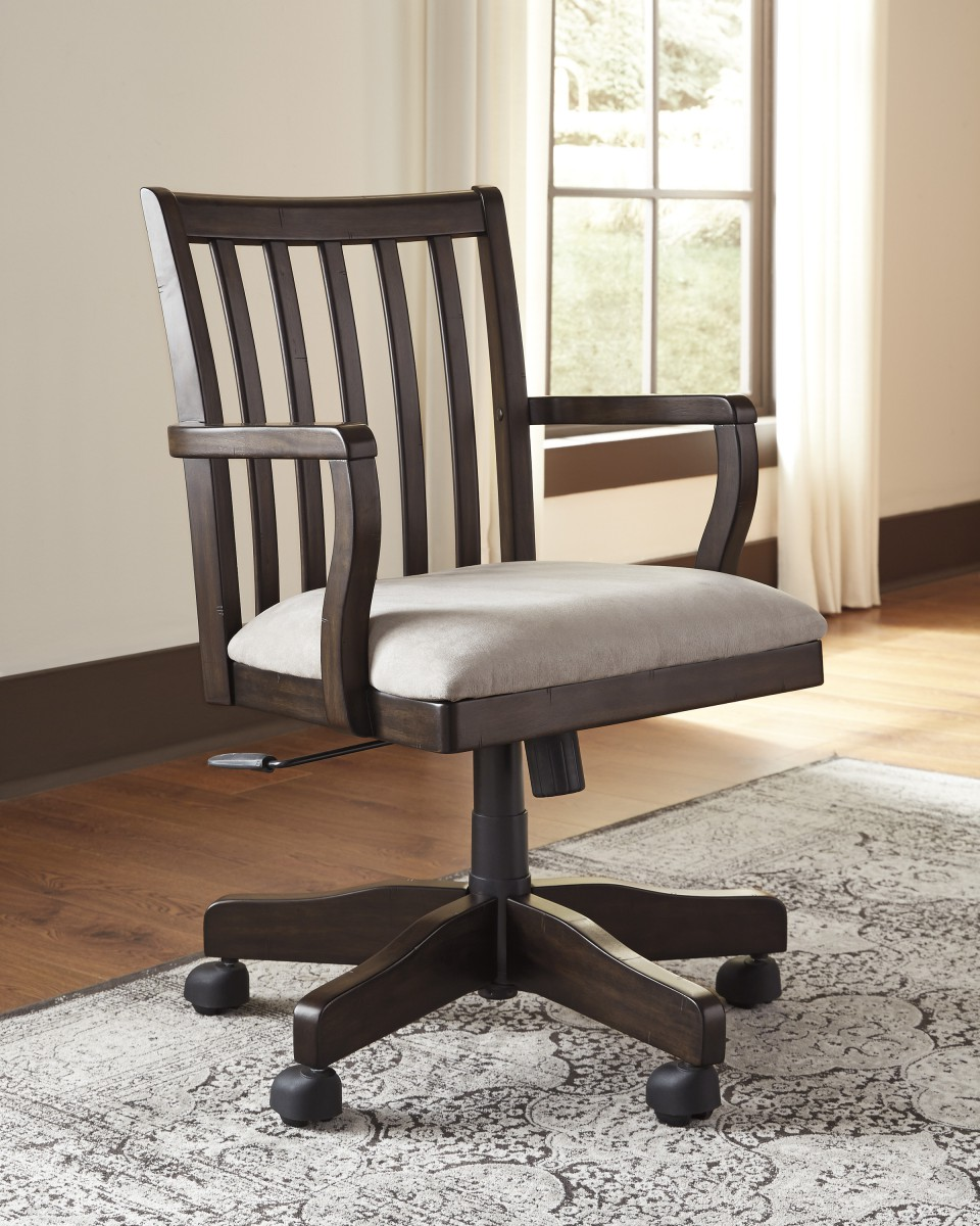 Phenomenal H636 01A Signature By Ashley Townser Home Office Swivel Desk Ocoug Best Dining Table And Chair Ideas Images Ocougorg