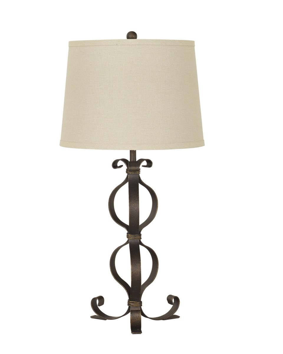 Signature By AshleySimeronMetal Table Lamp (2/cn)