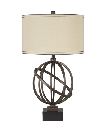Signature By AshleySHADELLMetal Table Lamp (2/cn)