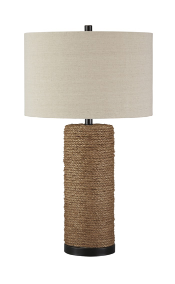 Signature by AshleyTalbbartRope Table Lamp (1/CN)