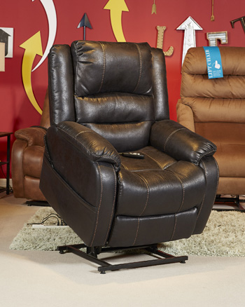 Signature Design by Ashley®YandelPower Lift Recliner