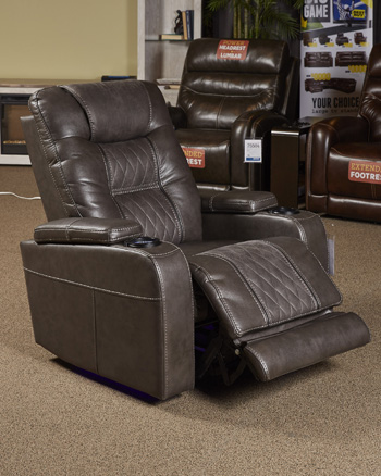 Signature Design by Ashley®ComposerPWR Recliner/ADJ Headrest