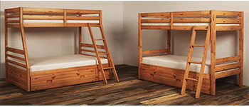Signature Design By AshleyHallytownTwin/Full Bunk Bed Panels