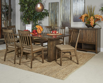 Signature Design by Ashley®ZilmarDining UPH Side Chair (2/CN)
