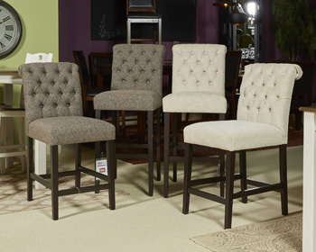 Signature Design by Ashley®TriptonUpholstered Barstool (2/CN)