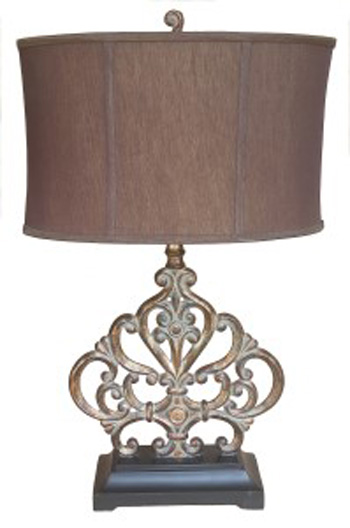 Signature Design by AshleyPoly Table Lamp (1/CN)
