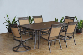 Signature Design by Ashley®CarmadeliaRECT Dining Table with UMB OPT