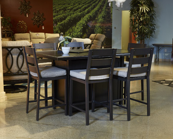 Signature Design by Ashley®PerrymountBarstool with Cushion (2/CN)