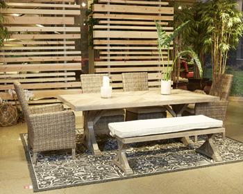 Signature Design by Ashley®BeachcroftBench with Cushion