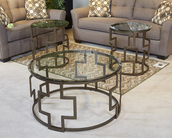 Signature by AshleyFrostineOccasional Table Set (3/CN)