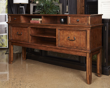W478 68 Signature Design By Ashley Woodboro Extra Large Tv Stand