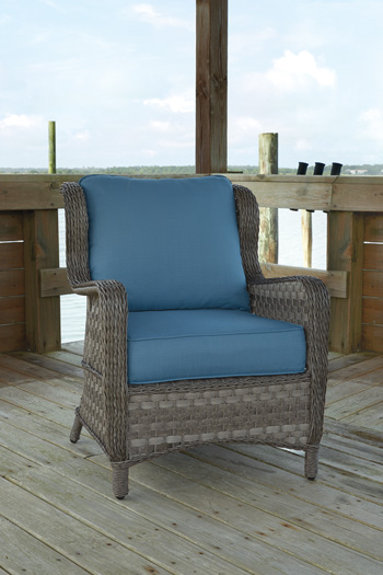 Signature Design by Ashley®Abbots CourtLounge Chair with Cushion (2/CN)