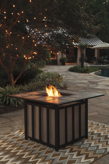Signature Design by Ashley®WandonSquare Fire Pit Table