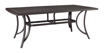 Signature Design by Ashley®BurnellaRECT Dining Table with UMB OPT