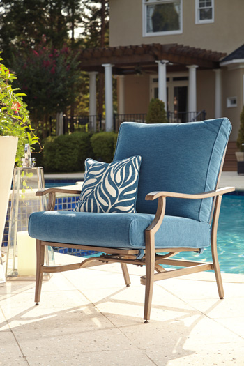Signature Design by Ashley®PartannaMotion Lounge Chair (2/CN)