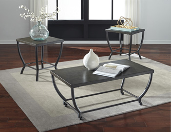 Signature by AshleyChamporiOccasional Table Set (3/CN)