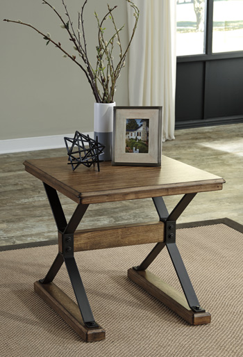 Signature by AshleyFlexturaSquare End Table