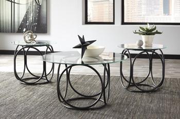 Signature Design by Ashley®QuasseyOccasional Table Set (3/CN)