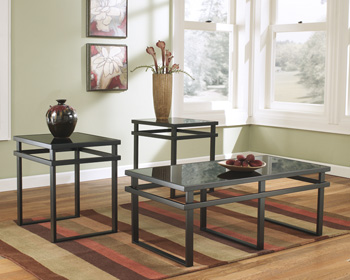 Signature Design by AshleyD Occasional Table Set (3/CN)