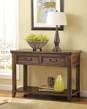 Signature Design by AshleyD Sofa Table