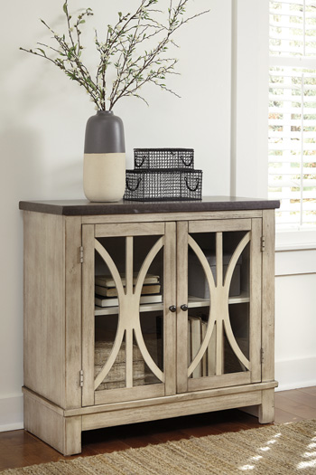 Signature by AshleyDoor Accent Cabinet