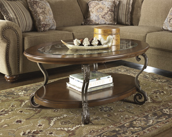 Signature Design by Ashley®NestorOval Cocktail Table