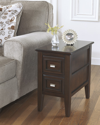 Signature by AshleyLarimerChair Side End Table