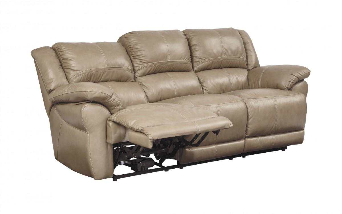 U9890487 Signature By Ashley Lenoris Reclining Power Sofa