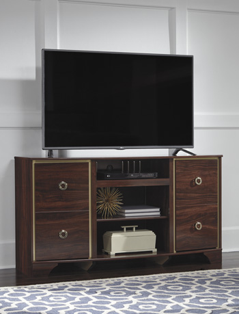 Signature Design by Ashley®LenmaraLG TV Stand with FRPL/Audio OPT