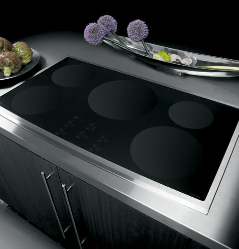 Php960smss Ge Profile 36 Quot Induction Ceramic Cooktop