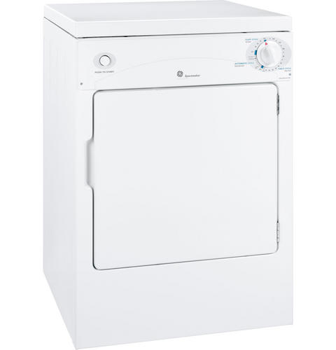 Dskp333ecww Ge Spacemaker 174 3 6 Cu Ft Compact Electric