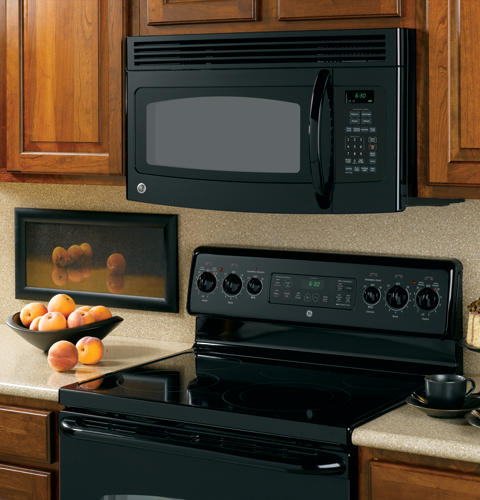 Ge Spacemaker Ge Spacemaker Over The Range Microwave Oven