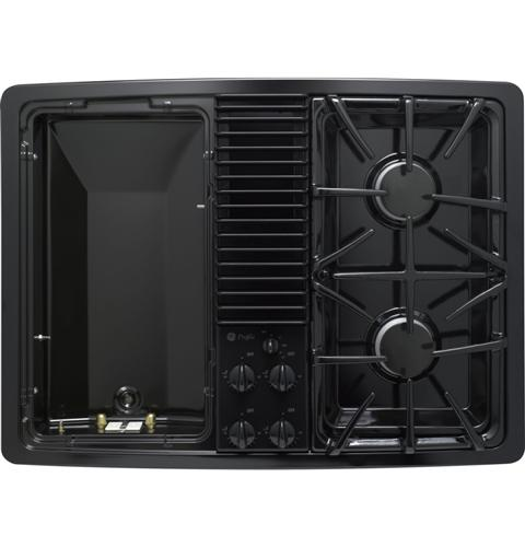 Ge Profile Ge Profile 226 162 Built In Downdraft Gas Modular Cooktop