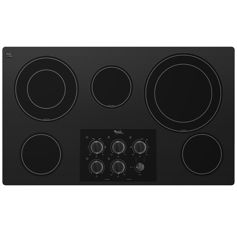 Whirlpool Electric Cooktop ~ Bray scarff appliance kitchen specialist