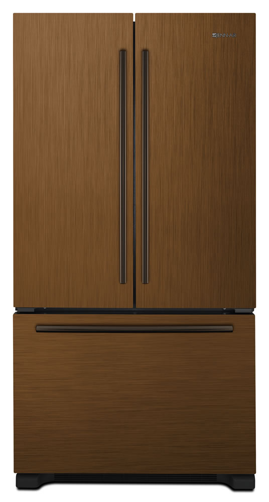 72 H Cabinet Depth French Door Refrigerator With Internal Dispenser
