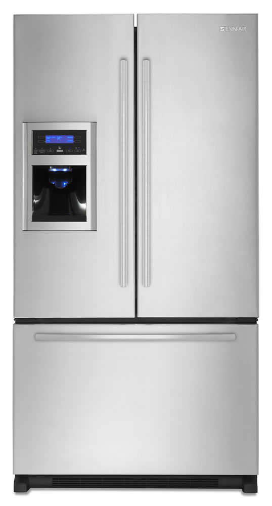 69 Quot H Cabinet Depth French Door Refrigerator With