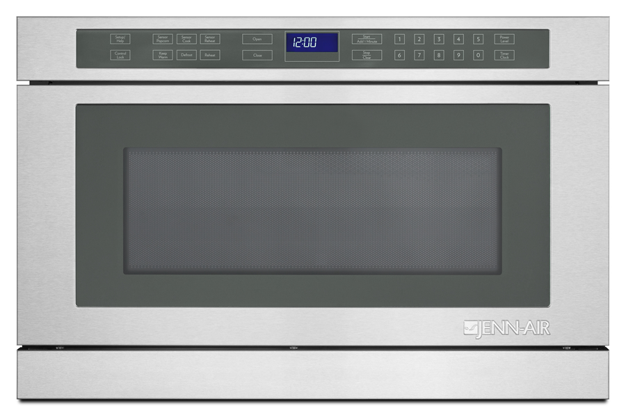 24 Quot Under Counter Microwave Oven With Drawer Design