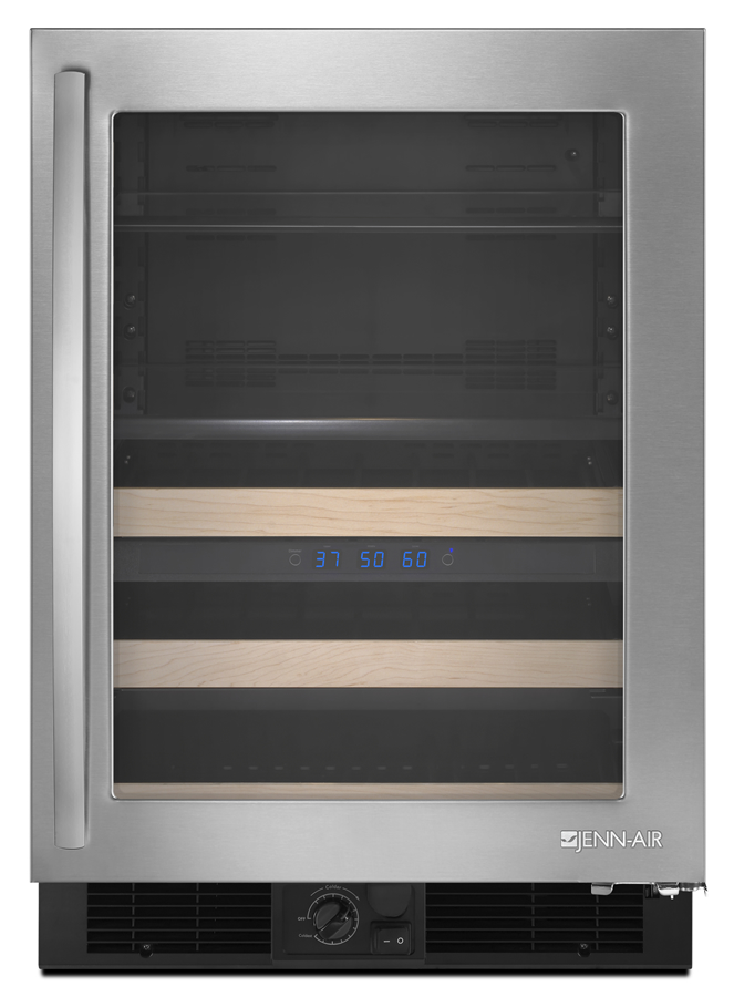 Jub248rwrs Jenn Air 24 Quot Beverage Center Stainless Black