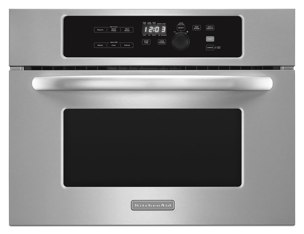 Architect series ii 24 built in microwave oven for Built in microwave oven 24 inch