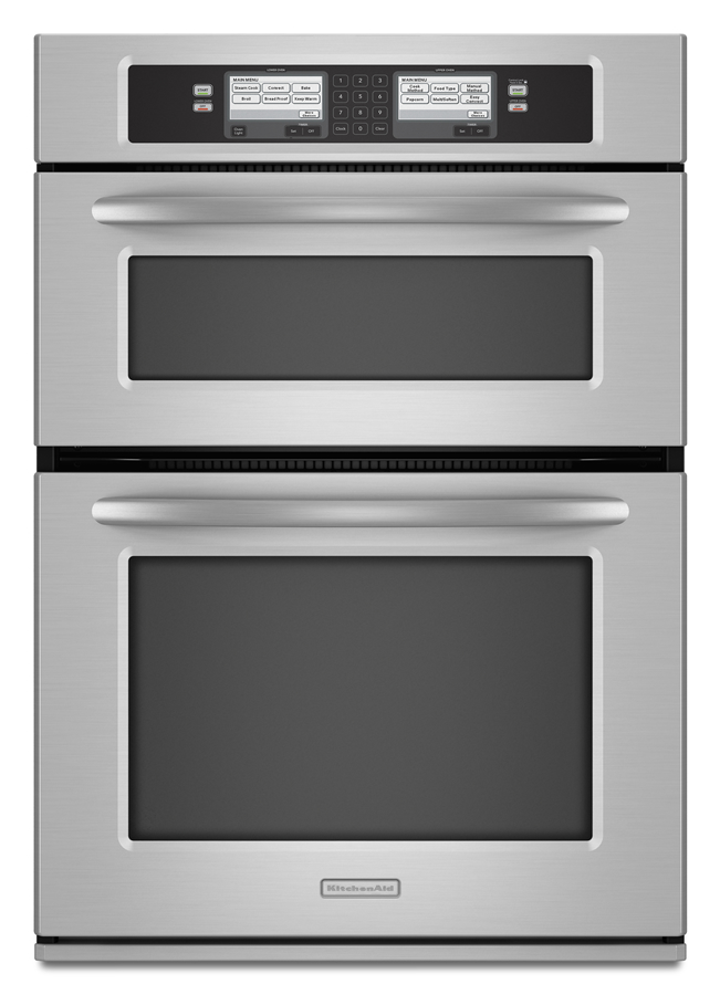 30 Quot Built In Microwave Oven Combination With Steam Assist