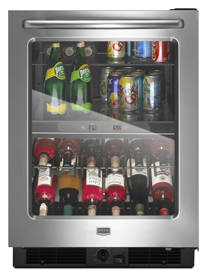 Mbcm24fwbs Maytag 24 Quot Undercounter Beverage Center