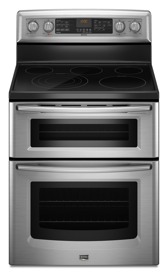 Gemini 194 174 Electric Double Oven Range With Evenair 169 True
