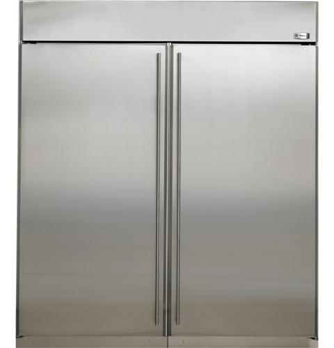 Zirs360nxlh Ge Monogram 36 Quot Built In All Refrigerator