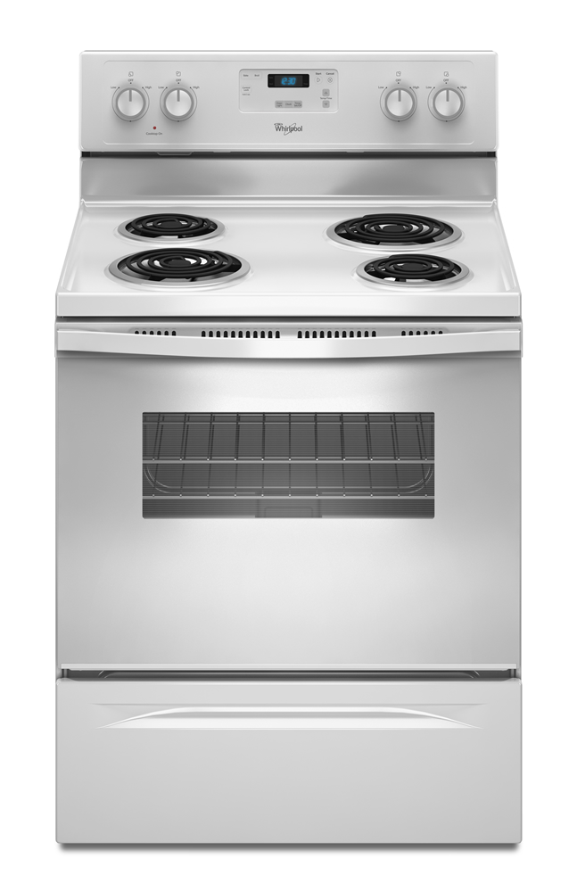 home cooking ranges electric freestanding whirlpool 4 8 cu