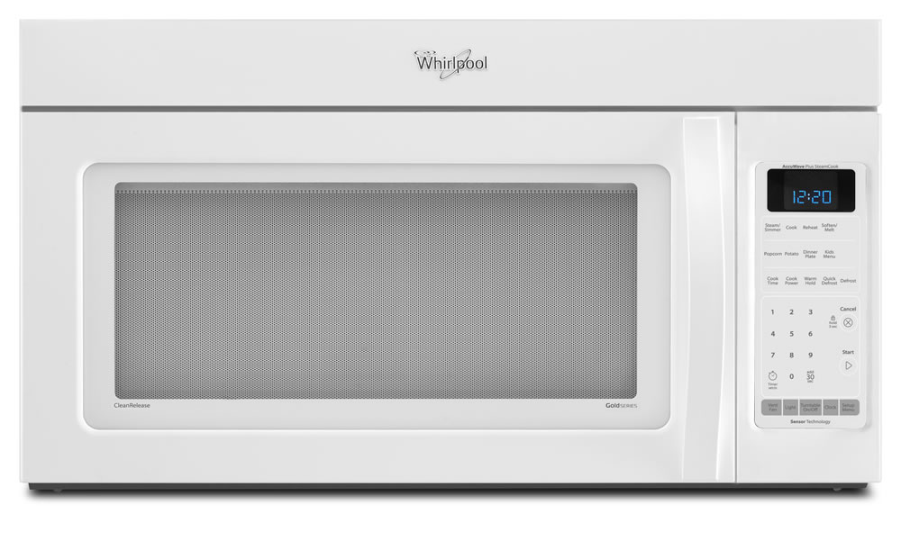 Home / Cooking / Microwaves / Over The Range / Whirlpool Gold® 2.0 cu ...